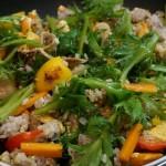バルコニーで野菜の水耕栽培!収穫&採れたて野菜の料理活用編!