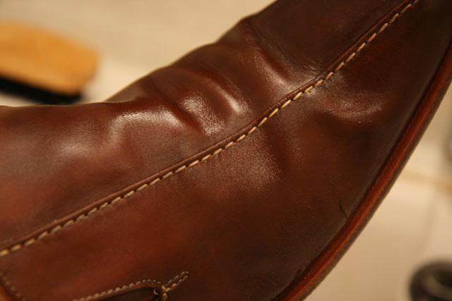 革靴洗濯15
