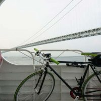 DSC08390明石大橋と自転車