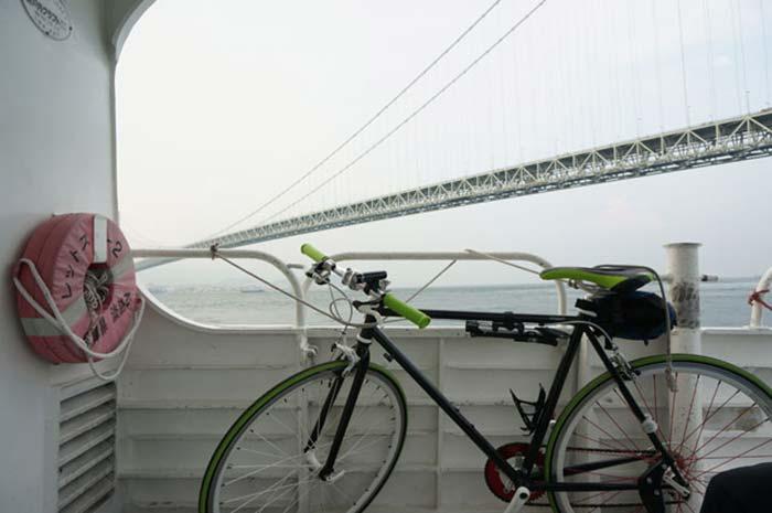 自転車で日帰り淡路島一周サイクリングにチャレンジしてみた!前編