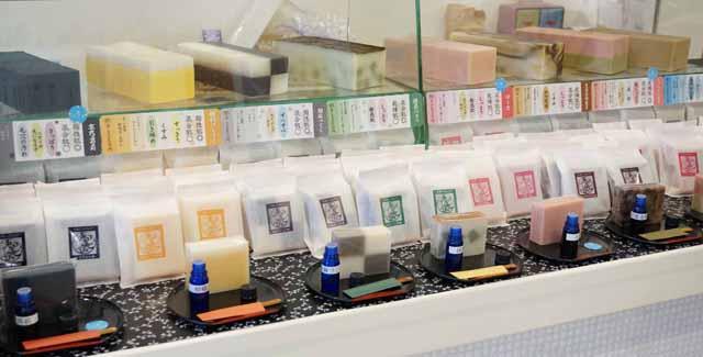 こだわりの手作り石鹸のお店『京都しゃぼんや』体験記!