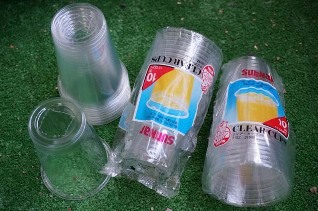 DSC00660プラスティックカップ