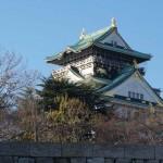 大阪城のランニングコースなら夜でも安心!