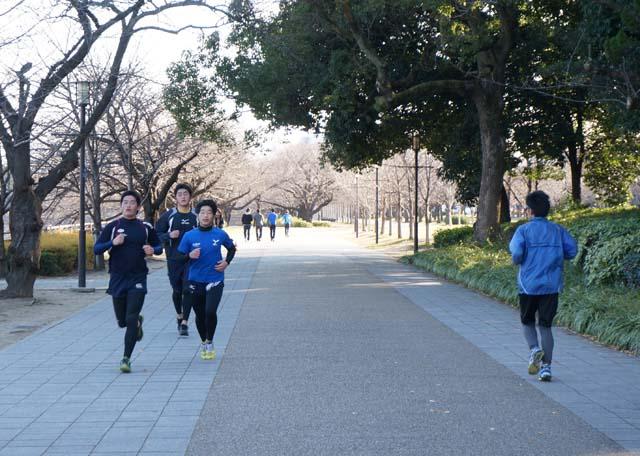 DSC05456osakajyo-running