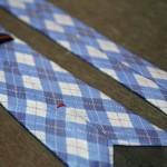 自宅で上手にネクタイを洗濯するコツ!張り干しって知ってますか?