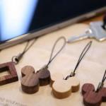 オリジナルの木製キーホルダーを自分で手作りしてみたよ!仕上げ編