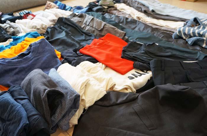 断捨離出来ない人必見!捨てられない洋服を断捨離する効果的なコツを試してみたよ!