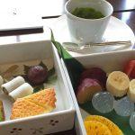 ジュヴァンセル祇園の京都抹茶フォンデュをいただいてみたよ!