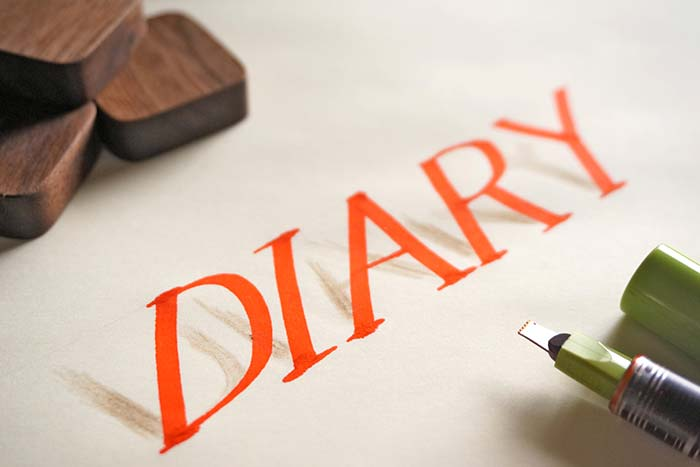 日記をつける効果やメリットをまとめてみた!