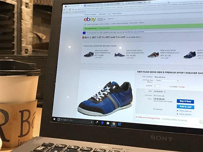 ebayでPaypalを使ってお買い物!手軽で安全に購入できた買い方を紹介!