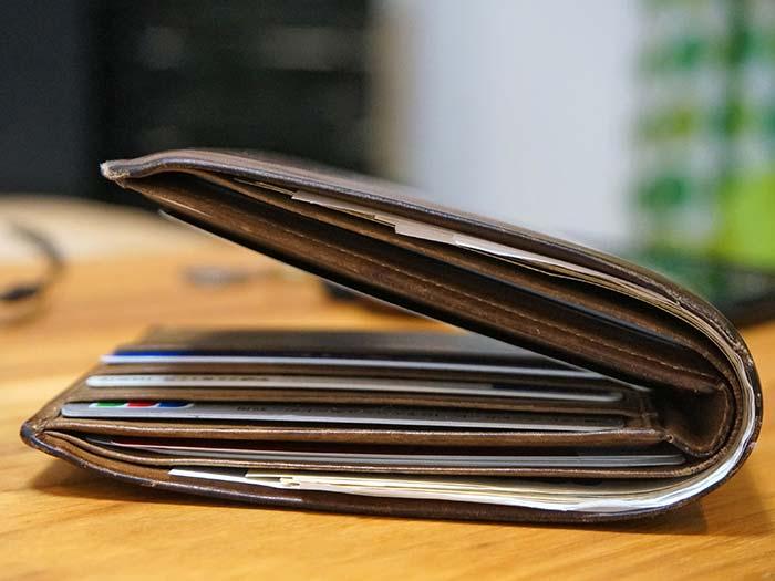 財布の中身を断捨離!かさばるカードもすっきりの整理術を試してみた!