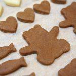 手作りクッキーで超かわいい「だっこクマ」を焼いてみた!