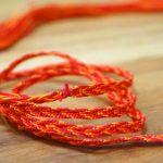 君の名は。の組紐ブレスレットを作ってみた!編み方や材料もご紹介!