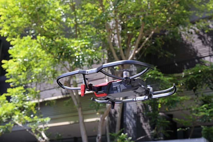 ドローン操縦に挑戦!DJIのMAVIC AIRをレンタルで飛ばしてみた!