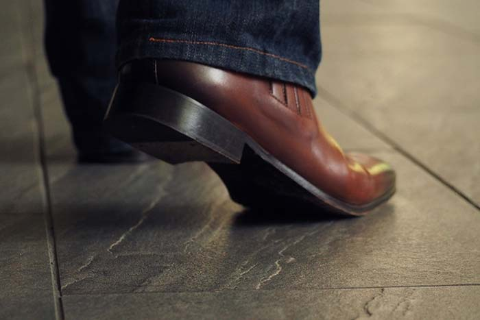かっこいい革靴