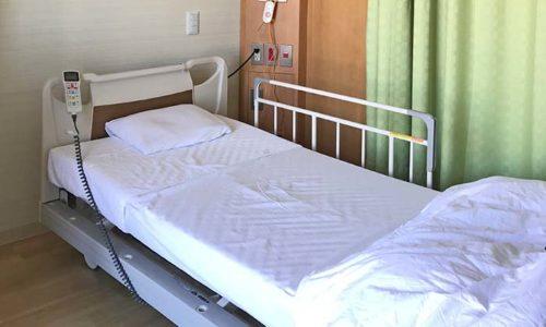 入院時の病室
