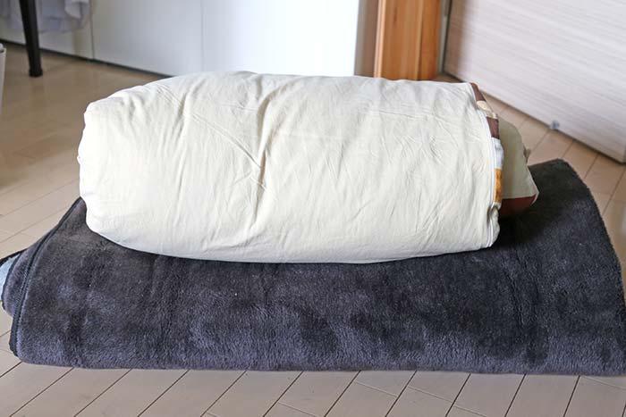 アレルゲンになりやすいカーペットと古い綿布団