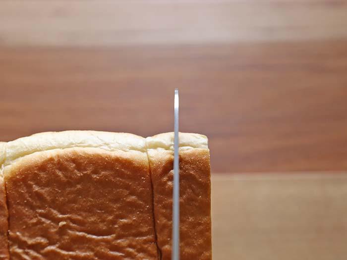 食パンの切り方