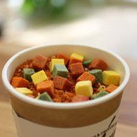 mono fuku noodleの野菜コロ