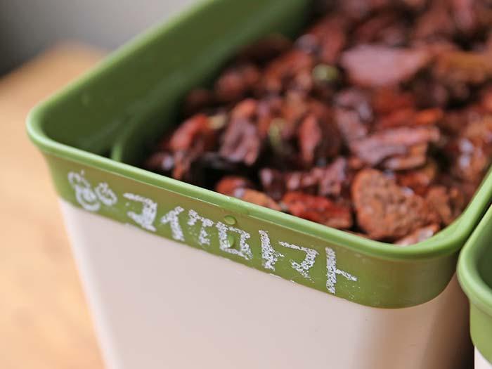 マイクロトマトの種まき