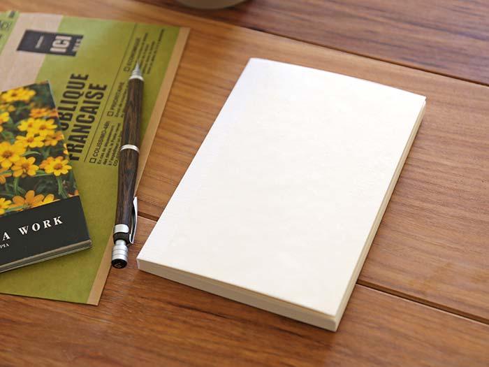 シンプルでおしゃれなデザインのMDノート