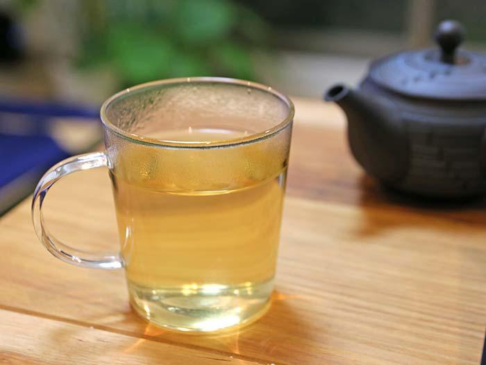 そば茶の色