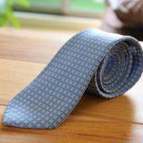綺麗に洗濯できたネクタイ