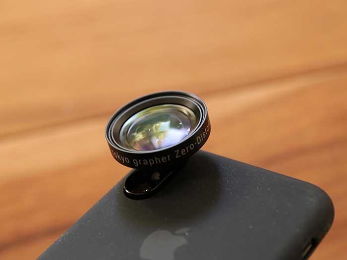 tokyo grapherの広角レンズ