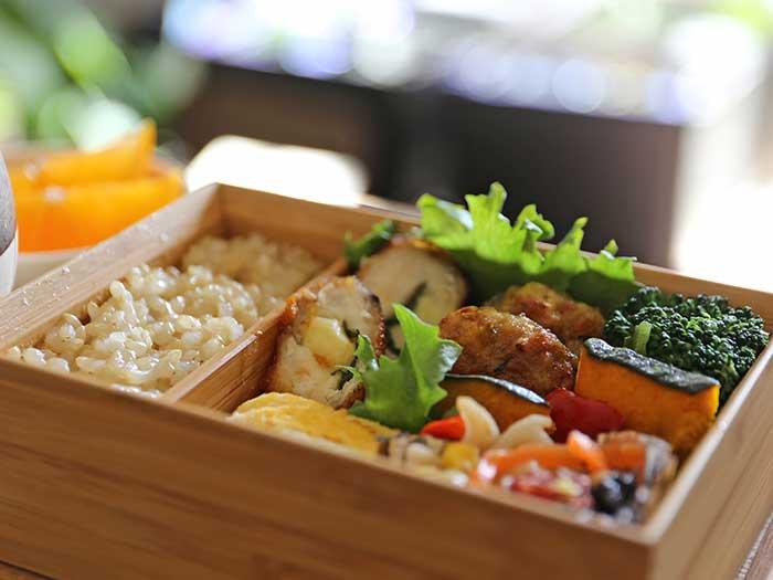 木製(竹)の弁当箱