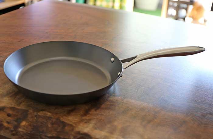 ビタクラフトの鉄のフライパン